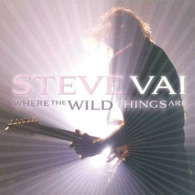 VAI STEVE - WHERE THE WILD THINGS ARE (2DVD)