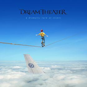 DREAM THEATER - A DRAMATIC TURN OF EVENTS (CD + DVD)