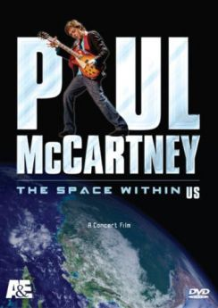 MCCARTNEY PAUL - THE SPACE WITHIN    -   DVD