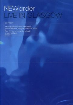 NEW ORDER - LIVE IN GLASGOW (2DVD)