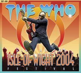 WHO THE - LIVE AT THE ISLE OF WIGHT FEST 2004(DVD+2CD)    -   DVD