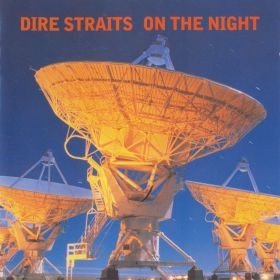 DIRE STRAITS - ON THE NIGHT     -  DVD