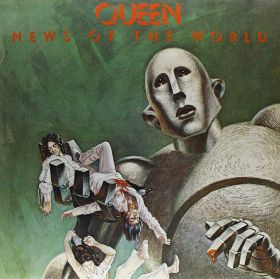 QUEEN - NEWS OF THE WORLD  -  VINILO