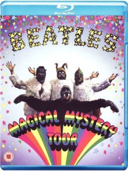 BEATLES THE - MAGICAL MYSTERY TOUR     -    BLU RAY