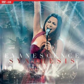 EVANESCENCE - SYNTHESIS LIVE CD + DVD