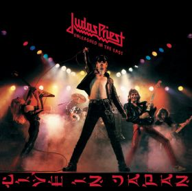 JUDAS PRIEST - UNLEASHED IN THE EAST LIVE JAPAN    -    VINILO