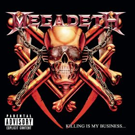 MEGADETH - KILLING IS MY BUSINESS...AND BUSINESS IS    -    VINILO
