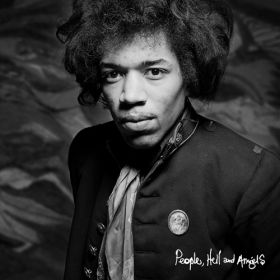 HENDRIX JIMI - PEOPLE, HELL AND ANGELS