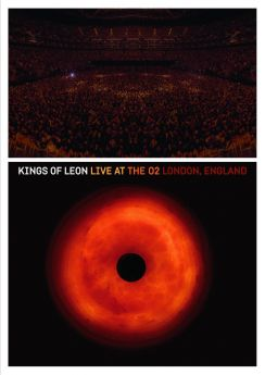 KINGS OF LEON - LIVE AT THE 02 LONDON, ENGLAND    -   DVD