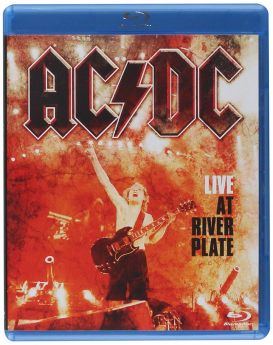 AC DC - LIVE AT RIVER PLATE     -    BLU RAY