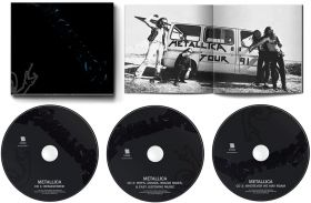 Metallica - the black album (remastered expanded edition)(3cd)