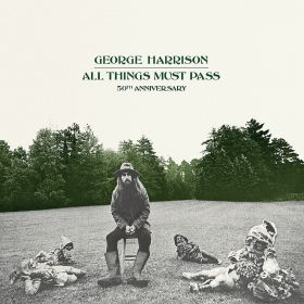 HARRISON  GEORGE - ALL THINGS MUST PASS