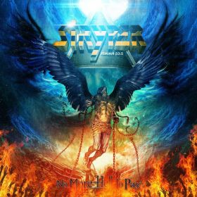 STRYPER - NO MORE HELL TO PAY   CD+DVD