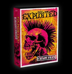 EXPLOITED THE  - THE CHAOS FILES BOX SET