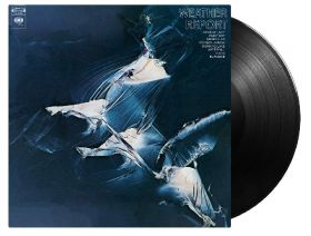 WEATHER REPORT THE - THE WEATHER REPORT           VINILO